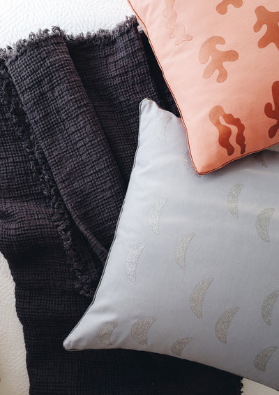 Crescent Moon Pillow hover