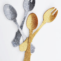 2: Glitter Serving Set in  - LEIF