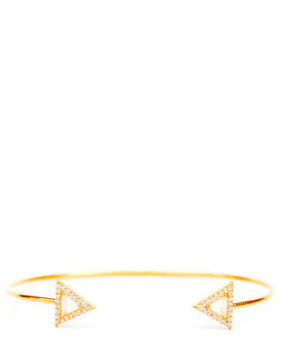 Golden Arrow Bracelet - LEIF