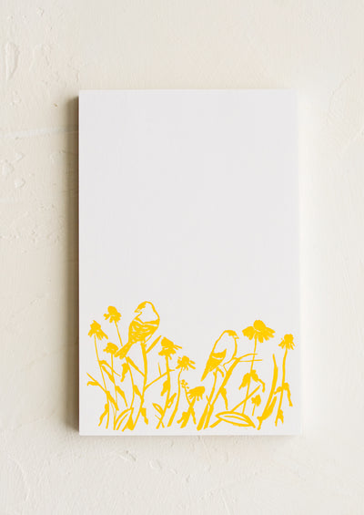 Wildlife Letterpress Notepad