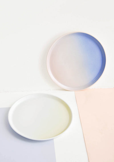 Gradient Ceramic Side Plate in  - LEIF