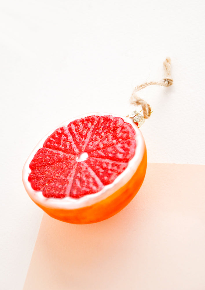 1: Grapefruit Citrus Ornament in  - LEIF