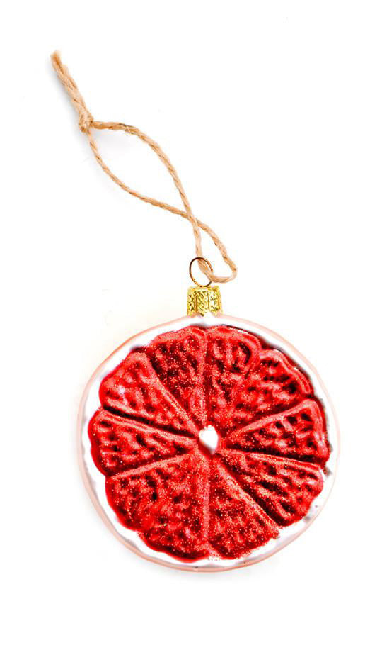 2: Grapefruit Citrus Ornament in  - LEIF