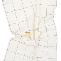 1: Grid Stitch Tea Towel in  - LEIF