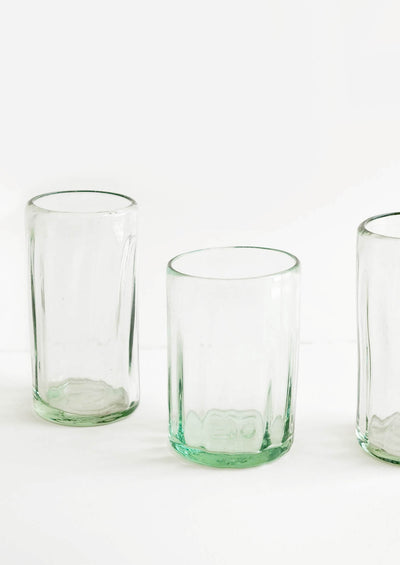 Hacienda Recycled Glassware