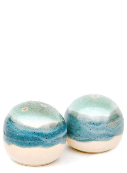 Oceanic Salt & Pepper Shakers - LEIF
