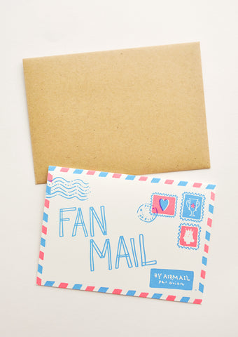 Fan Mail Card - LEIF