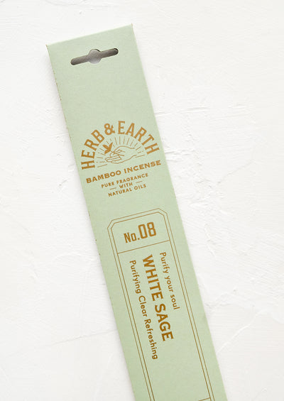 Herb & Earth Incense Sticks