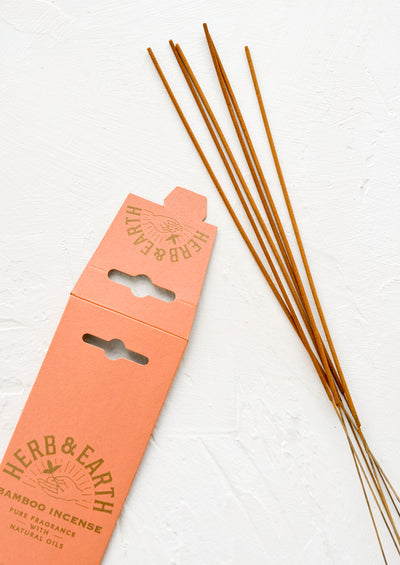 Herb & Earth Incense Sticks hover