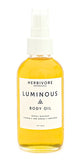 Luminous Body & Bath Oil - LEIF