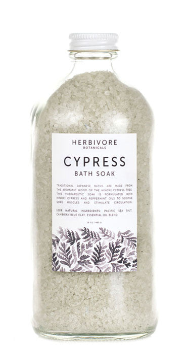 Cypress Bath Soak - LEIF