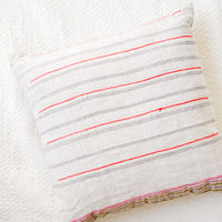 Vintage Hill Tribe Pillow, No. 01 - LEIF