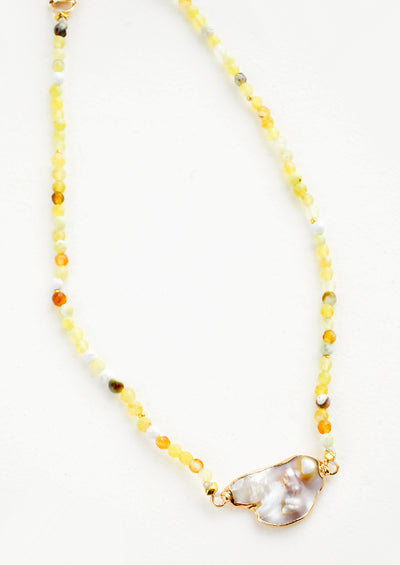Histoire Beaded Necklace