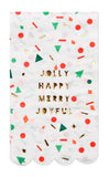 Holiday Confetti Napkins - LEIF
