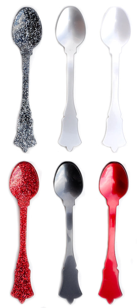Holiday Teaspoon Set - LEIF