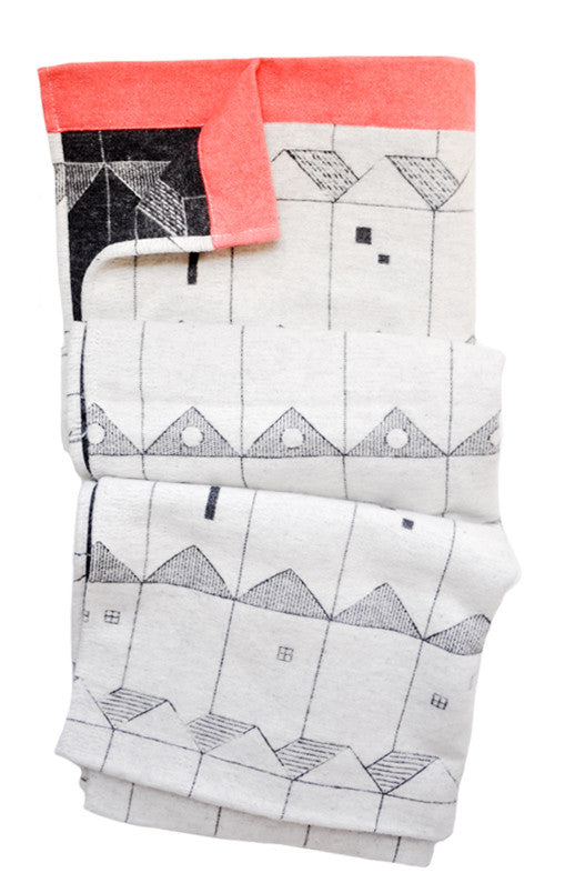 Homes & Houses Blanket - LEIF