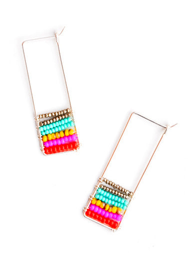 Horizon Study Earrings - LEIF