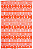 Huts Print Tea Towel - LEIF