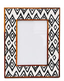 Ikat Diamond Picture Frame - LEIF