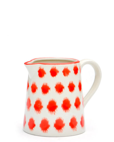Ikat Dot Mini Pitcher