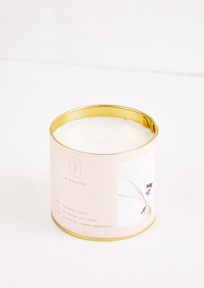 Natural Elemental Soy Candle hover