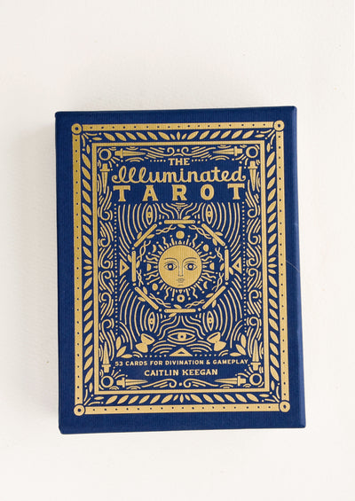 Illuminated Tarot Deck Set