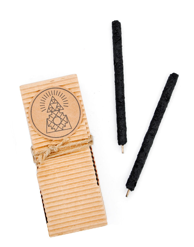 Incausa Incense Sticks in Palo Santo - LEIF