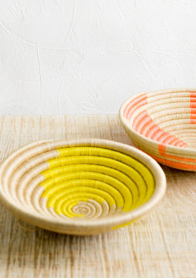 Altiplano Sweetgrass Catchall Basket