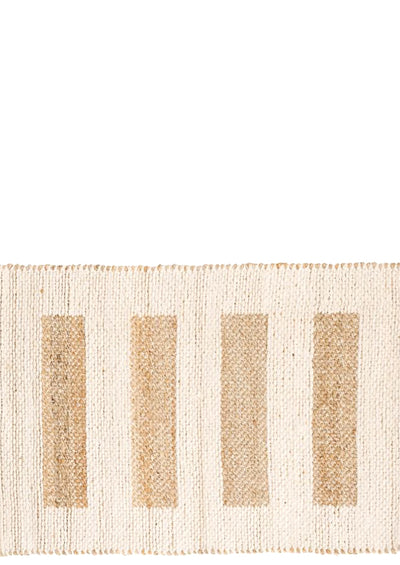 Ivory Tower Reversible Rug