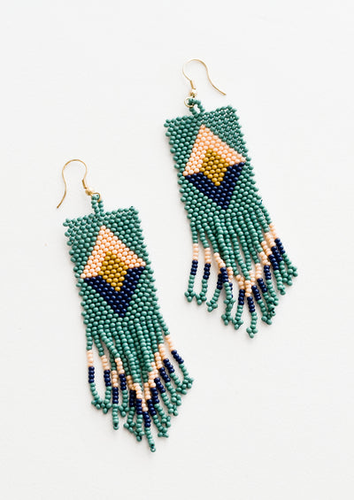 Izmir Beaded Earrings