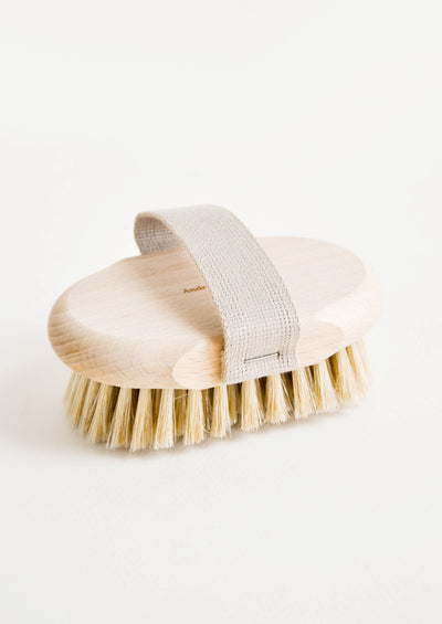 White Silk Exfoliating Brush hover