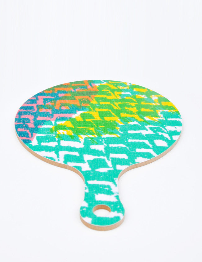 Printed Paddle Serving Board - LEIF