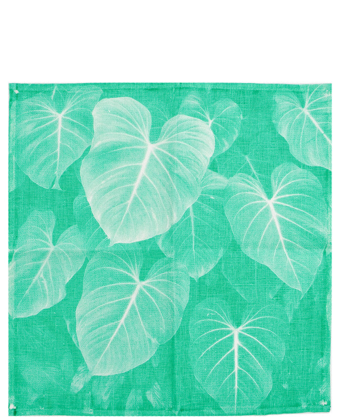 Jungle Leaf Napkin Set