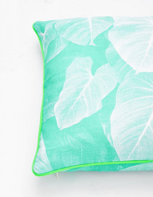 Jungle Leaf Pillow