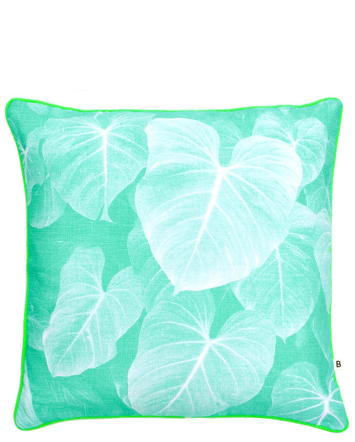 Jungle Leaf Pillow - LEIF