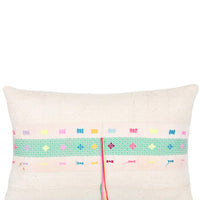 2: Karen Neon Trim Pillow in  - LEIF
