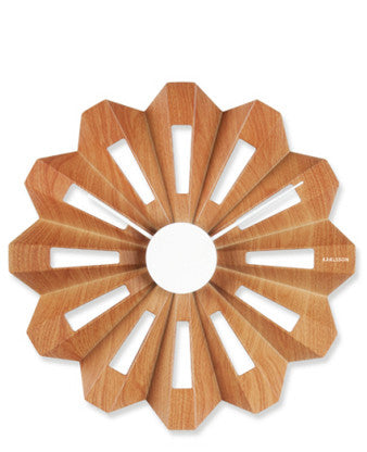 Lotus Flower Wall Clock - LEIF