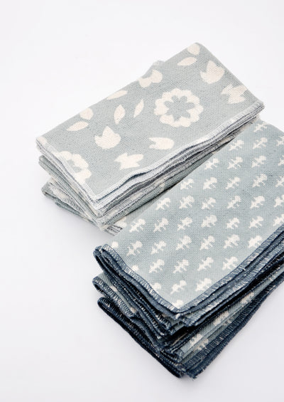 Keya Cotton Napkin Set - LEIF