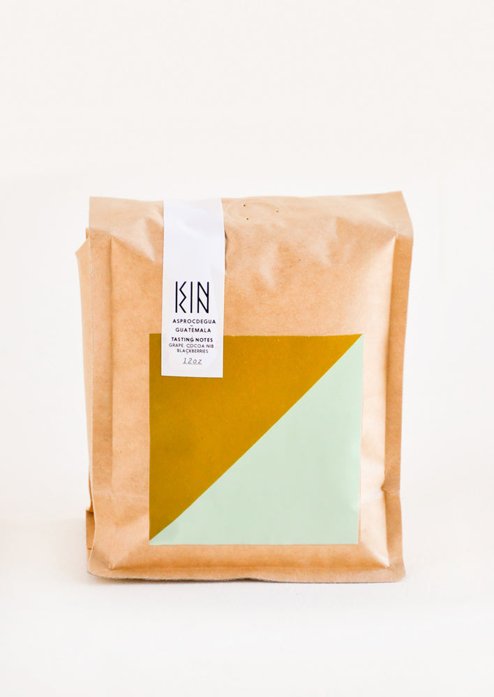 Kin-Kin Coffee in Guatemala - LEIF