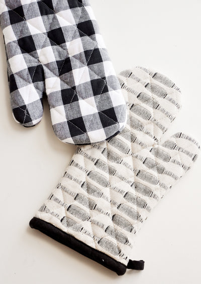 Kingston Oven Mitt