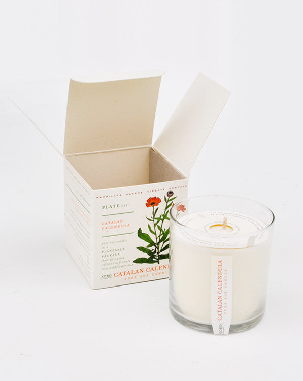 Seeds Soy Candle - LEIF