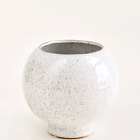 2: Kubrick Ceramic Planter in  - LEIF