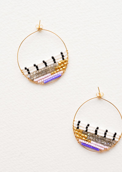 Rio Beaded Earrings