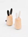 Wooden Rabbit Rattle - LEIF