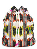 La Playa Beaded Backpack