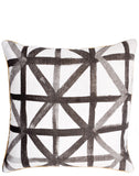 Lattice Check Cushion - LEIF