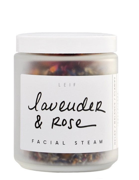 Botanical Facial Steam - LEIF
