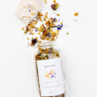 Herbal Bath Tea Soak - LEIF