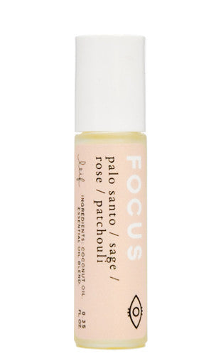 Focus: Mood Aromatherapy Roller in Focus - LEIF