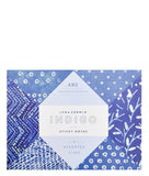 Indigo Sticky Note Set - LEIF